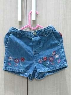 Esprit Baby Jeans Short Pants (USA Esprit - Original)