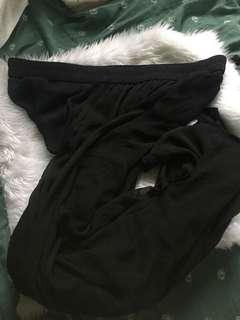Plus Size Maci Skirt Black