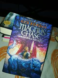 Magnus Chase book1