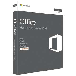 Microsoft Office Home & Business 2016 -For Mac