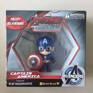 Avengers Age Of Ultron (Ltd. Edt. Collectible Hexagon)
