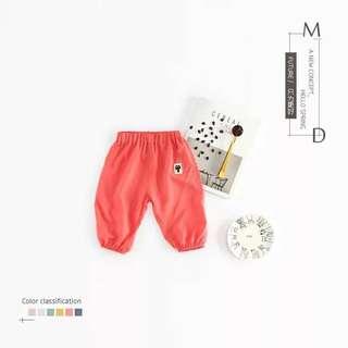 🚚 現貨-夏季防蚊薄長褲