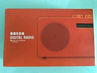 數碼收音機 digital radio