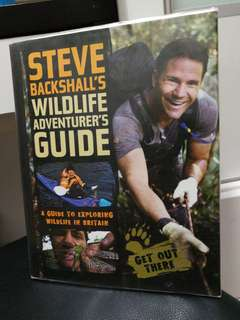 Wildlife guide, natural history, New Holland publisher.