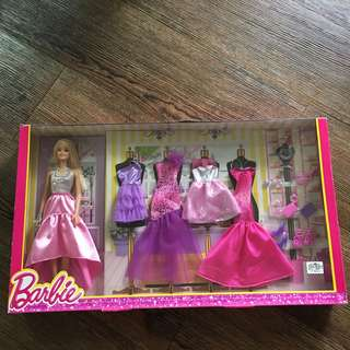 Barbie Doll and Fashions