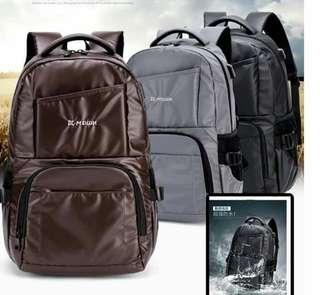 Authentic DC-MEILUN Anti theft bag