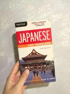 Japanese for travelers
