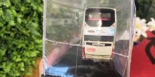 放售九巴歐盟四型環保巴士(ATEU1)@276A