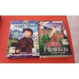 [DVD] Japanese Anime DVD Used