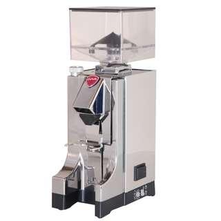 Eureka Mignon MK2 Coffee Grinder - Chrome