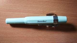 Kaweco Skyline mint fountain pen, EF nib