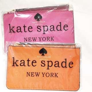 REPRICED! Kate Spade Wristlet(Orange & Pink)