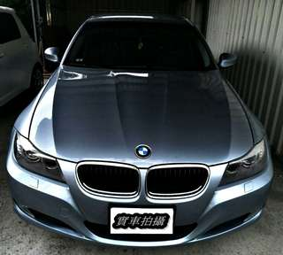 2009年 BMW 320i 全額貸可私分 可超貸找錢