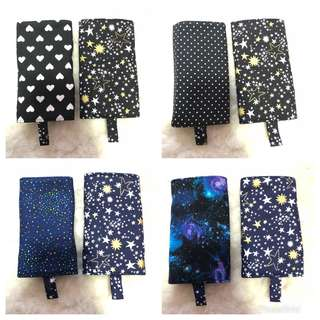 🚚 Handmade by julie reversible drool pad carrier protector