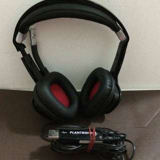 Plantronics Headphone with Mic