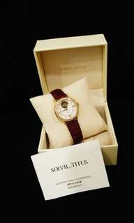 Solvil Titus women's watch #MidYearSale