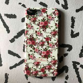 Floral hard case for iphone 7/8plus