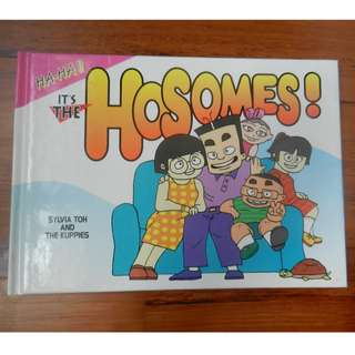 It's the Hosomes! / We are Family