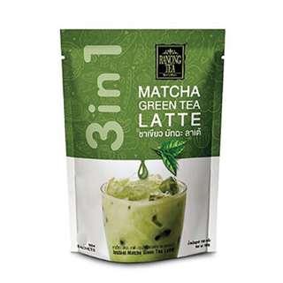 Ranong Tea Green Tea Latte