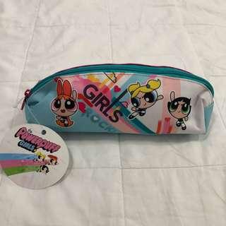 Powerpuff Girls printed pencil case