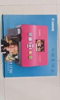 Canon Photo Printer - Selphy CP780