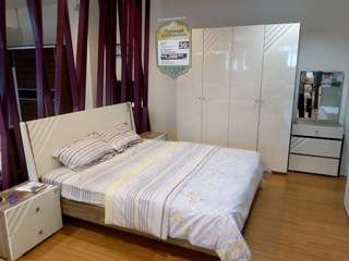 Cukup Bayar DP 200 Ribu Saja Bisa Langsung Miliki Bed Sett Wilma