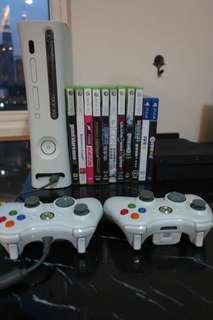 Xbox 360 White / Xbox360 / games / xbox