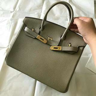 Hermes Birkin 30 Ready stock