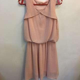 Pre-loved Pastel Pink Dress