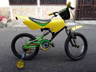 wimcycle sepeda