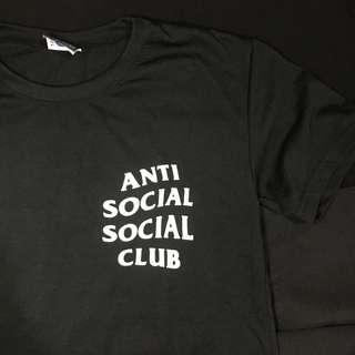 ANTI SOCIAL SOCIAL CLUB TEE SHIRT TSHIRT