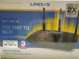 Linksys EA7500 Max-Stream AC1900+ Router (BNIB)