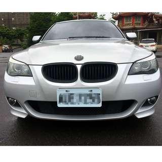 BMW 525i 日規 正M包 (汎德)總代理