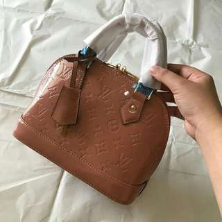 #KayaRaya Louis Vuitton Alma BB ready stock
