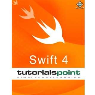 Swift 4 Tutorial: TutorialsPoint
