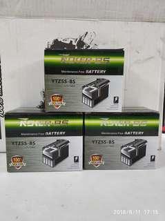 NOKER-BS YTZ5S-BS Motorbike Battery