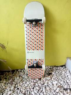 """Puppets Skateboard Complete size 8.0"""""""