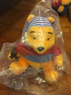 McDonald's toys - Winnie the Pooh in pirate costume