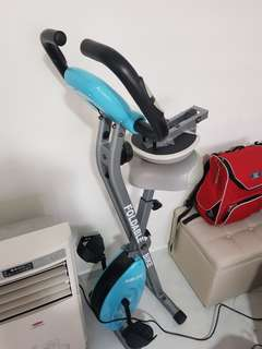 Aibi Exercise/Foldable Bike (negotiable)