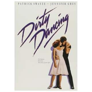 BRAND NEW DVD - DIRTY DANCING 30TH ANNIVERSARY (ORIGINAL USA IMPORT CODE 1)
