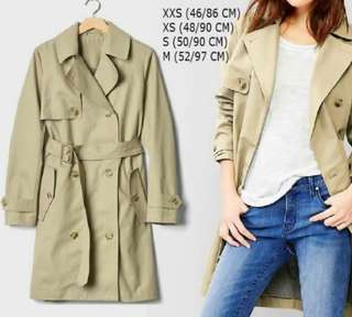 GAP Beige Coat