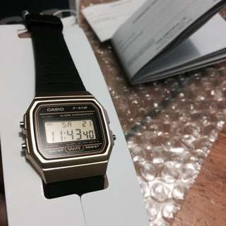 Limited Edition Casio Vintage Watch