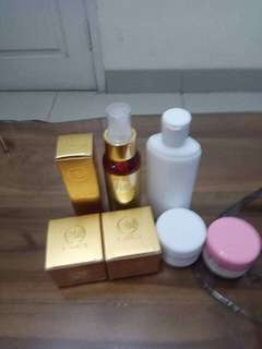 Serum, acne gel , sunscrean gel, make up remover, peeling, suncream, suncrean gel, bady wash
