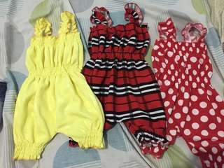 Rompers for baby