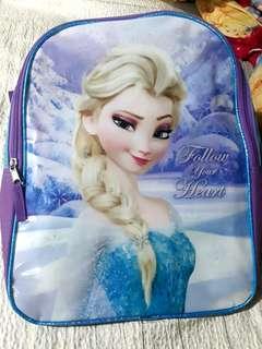 BRAND NEW Original Disney Frozen backpack