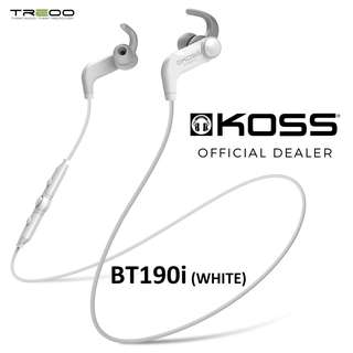 Koss BT190i Wireless Bluetooth FitBuds Headphones with In-line Microphone