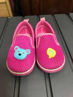 🚚 WHAY AND 1/2普普熊嬰幼兒童鞋