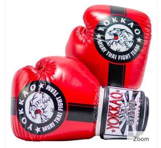 YOKKAO Official Fight Team Gloves 14oz