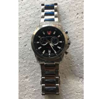 【瑞士制造】Swiss Eagle 瑞士鷹 SE-9055-11 男士腕錶
