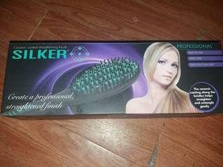Silker Hair Straightener